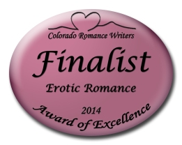 Erotic Romance Finalist Medallion